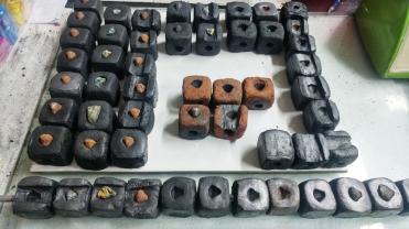 Cube arrangement 1
